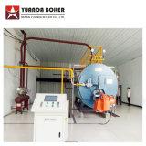 最新の水平の2トンオイルかガス燃焼の蒸気ボイラ
