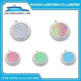 CE ed indicatore luminoso montato di superficie della piscina di RoHS IP68 LED