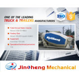 Carregamento automático de mistura de cimento Mini Mobile Betoneira Máquina