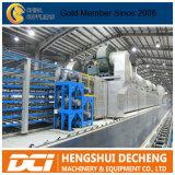 Placa de yeso Drywall automática completa línea de maquinaria de producción planta