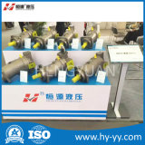 De veranderlijke pomp van de verplaatsings hydraulische zuiger/motor A7V voor industrieel