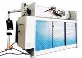 Nos67K 100t 3200 sincrónico de electro-hidráulico Herramientas de prensa de doblado con 3+1 ejes