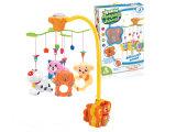 Nuevos productos para bebés bebé cama Musical de Control Remoto Juguetes colgantes H0940774