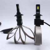 Nuevo Canbus Fanless H1 H4 H7 H11 H13 9005 9007 Kit de faros LED Auto