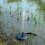 Bomba de fonte Solar Garden Pond / Aves da bomba de água