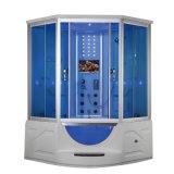 Bain à Remous de haute qualité douche de massage salle de vapeur humide de boîtier