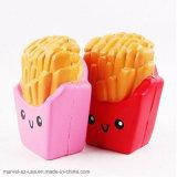 Giocattoli Squishy dei capretti del regalo del giocattolo delle patate fritte di compressione divertente della novità