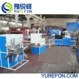 가구 물 공급 나선에 의하여 강화되는 PVC 관 생산 라인 가격