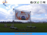 L'più alta luminosità che fa pubblicità a SMD esterno P10 apre la visualizzazione di LED della video scheda