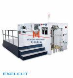 Excelcutの自動高速型抜きし、折り目が付く機械(105SS/116SS)