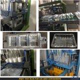 machine de formage automatique pour le couvercle du bac en plastique de la plaque de boîte de biscuits