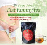 Tummy cinese di mattina di funzione naturale delle erbe di 100% che dimagrisce tè