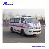 De nieuwe Medische Ziekenwagen van China Hiace