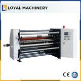 Haute Vitesse automatique du papier filtre médical refendage rembobinage de la machine