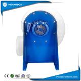 250 Vitrina de gases de plástico del ventilador extractor centrífugo