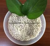 fertilizzante granulare bianco del solfato dell'ammonio di 2-4mm