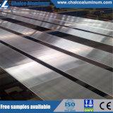 Tela plana de alumínio Barramentos Barramentos (6061/6063/6082/6101)