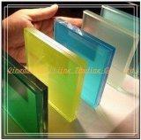 中国の高品質および最もよい価格の上塗を施してある/Color /Clear薄板にされたガラス