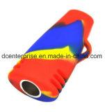Silicone de qualité alimentaire Piecemaker un frappeur part fumer tuyaux H : 2.08pouce de diamètre : 0,63pouces Poids : 13G