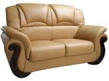 Exportação de profissionais móveis domésticos Sofá sofá de couro (1121#)