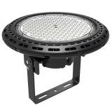 Dlc de alta calidad CE UL aprobados SMD 3030 150W 200W 230W LED de luz Highbay OVNI de almacén