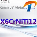 X6crniti12 de Pijp van de Plaat van de Staaf van het Roestvrij staal