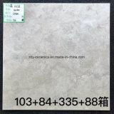 中国の建築材料の磨かれた磁器の石の床の無作法なフロアーリングのセラミックタイル