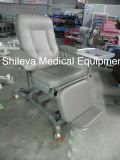 Médico do paciente Eléctrico Deluxe Transfusão de infusão Boold cadeira reclinável