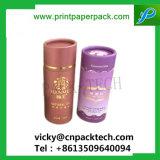изготовленный на заказ<br/> печати жесткой Lanolin крем медицинских продуктов упаковки раунда вино подарочная упаковка сухих плодах упаковке