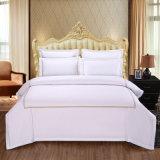 Hotel de lujo 60 100% algodón bordado ropa de cama Oferta Hotelera (JRD198)