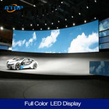 Видео полноцветный светодиодный дисплей для установки внутри помещений для гид покупок