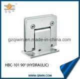 Vetro per murare la cerniera idraulica adatta di vetro dell'acquazzone dell'acciaio inossidabile 304 (HBC-101)