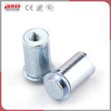 1mm~100mm de diamètre aluminium extrudé pièces de rechange de machines de métal