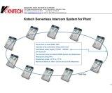 Ponto de Ajuda IP intercomunicador no telefone de emergência e de metro do aeroporto