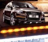 Lumières courantes de jour flexibles en cristal de l'éclairage LED annexe neuf DEL de véhicule