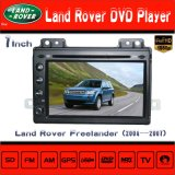 Windows Ce Navegación GPS Land Rover Freelander Reproductor de DVD