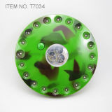 Camouflage 20 + 3 LED Camping Tent Lamp (T7034)