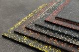 Antislip RubberMat/RubberBlad/de RubberMat van de Bevloering voor Workshop en Boerderij