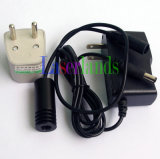Violet/Blue Focusable 405nm 100mw DOT Laser Module