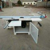 Machine à découper en bois à deux / doubles scies Scie à panneau à table coulissante de précision