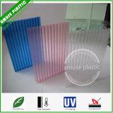 Comitato di plastica infrangibile di Sun della cavità del PC del policarbonato per la serra