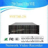 De Dahua 256 del canal CCTV NVR (NVR724R-256) del video de la red de la seguridad ultra