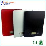 5kg/1g de vidro temperado balança digital Balança de cozinha alimentar equilíbrio dieta electrónica