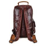 Backpack школы мешка компьтер-книжки кожи мешка Backpack конструкции способа