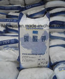 El carbonato de potasio en polvo K2CO3 del 99%