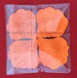 Fiore artificiale/fiori di seta fiore del tessuto/petalo di seta per Scrapbooking