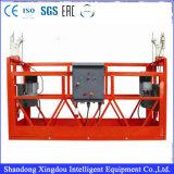 Plate-forme de fonctionnement suspendue de gondole de berceau de plate-forme