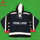 Projeto do Sportswear de Healong alguma camisola do hóquei do gelo da venda por atacado do logotipo