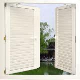 La taille de fenêtre personnalisée en PVC avec une haute qualité d'aération