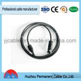 Macho/Hembra de Mc4 El conector de cable de energía solar